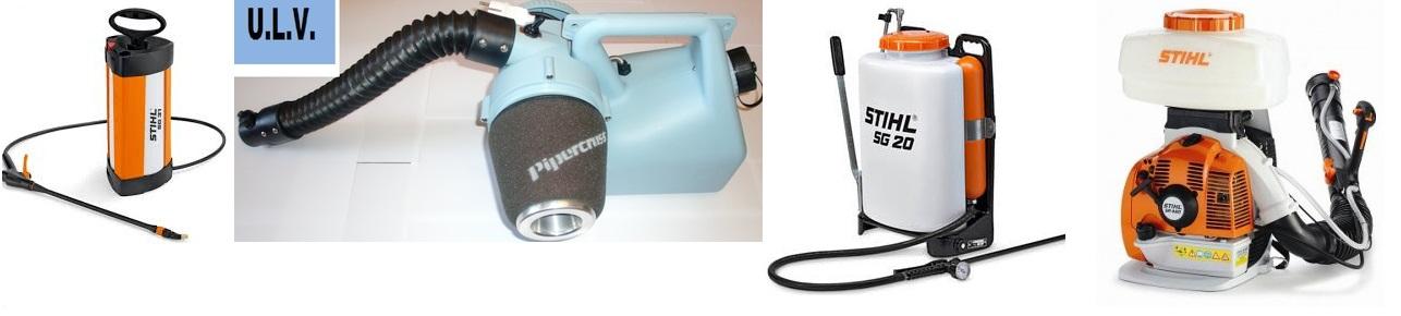 dezinfectie cu aparatura L.V si U.L.V generatoarede aerosoli pompa de joasa presiune