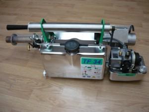 fogger, termonebulizator, aparat generator de ceata calda