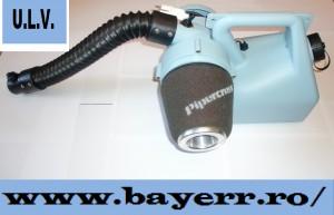 pulverizator U.L.V. Ultra Low Volume, ceata rece