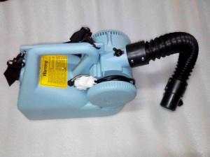 Dezinsectie capuse cu ULV pulverizator electric